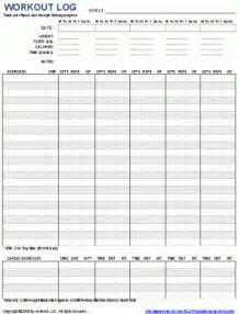 Wod Journal Template by Weight Lifting Log Template New Calendar Template Site