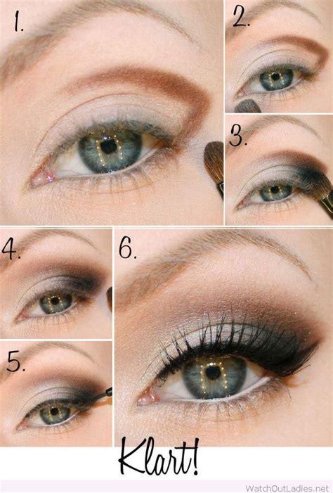 eyeshadow tutorial black and white gray eye makeup tutorial mugeek vidalondon