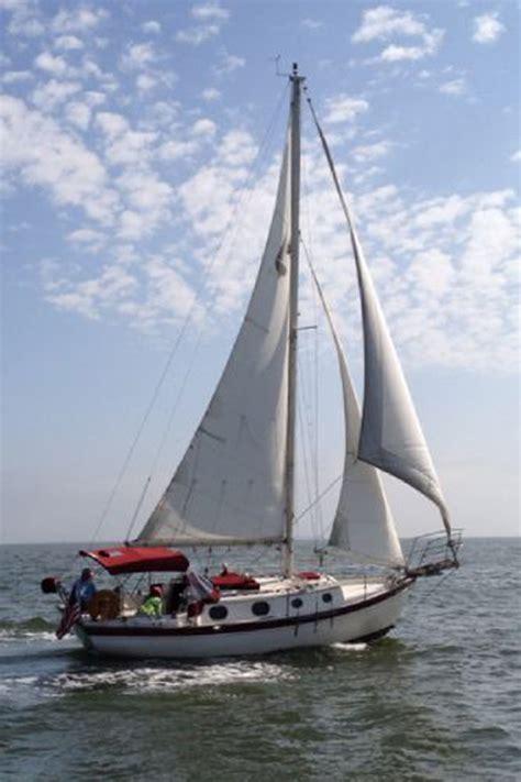 sailboats kemah pacific seacraft orion 27 1979 kemah texas sailboat