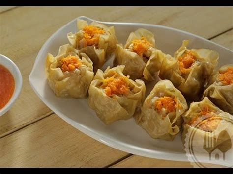 membuat siomay youtube 1000 images about indonesian food on pinterest bandung