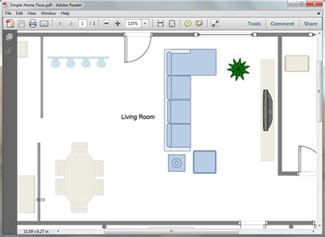 Living Room Template by Living Room Plan Templates For Pdf