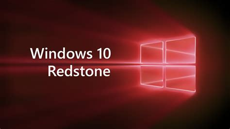 wallpaper windows 10 redstone windows 10 build 14385 im fast ring f 252 r pc und mobile