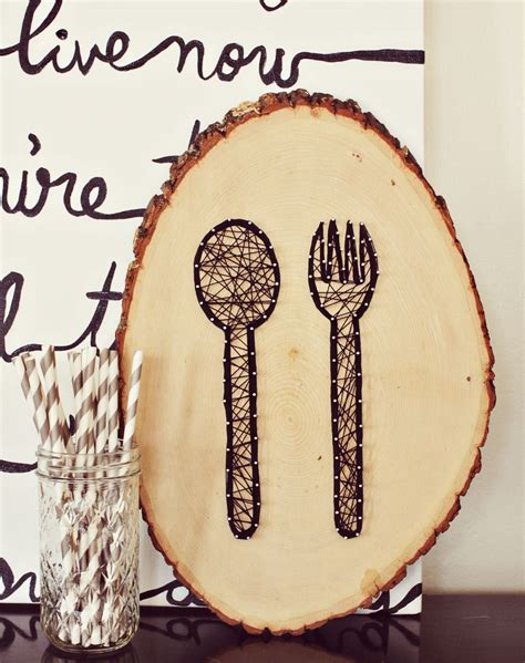 Easy Kitchen Wall Art Diy Diy Kitchen Wall Decor
