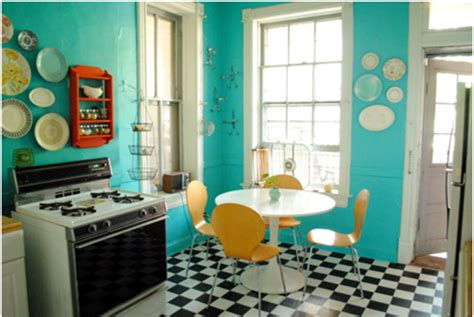 retro kitchen flooring ideas mudando o visual tema de hoje retr 244 gastronomia