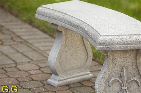 concrete patio bench patio garden bench yard outdoor furniture home lawn rustic concrete park accent