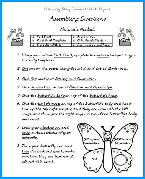 Story Element Worksheets by Story Elements Worksheet Kullee