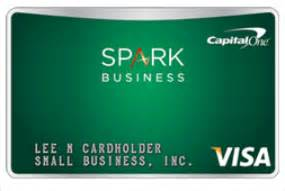 capital one spark for business capital one s new spark business cards credit