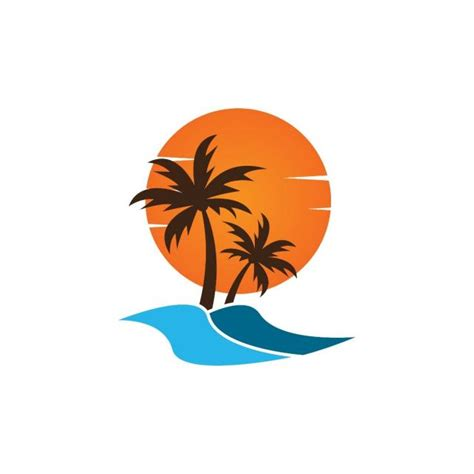 summer logo template     pngtree