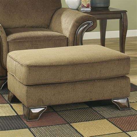 Montgomerys Furniture by Signature Design By Furniture Montgomery Ottoman In