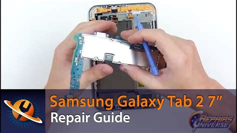 samsung galaxy tab   screen replacement repair guide
