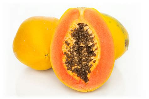 papaya fruit delivered fresh from your local fruit shop