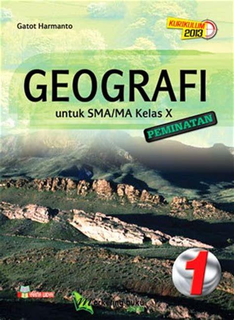 Geografi Sma Kelas X buku geografi peminatan kelas x sma ma pembahasan soal ujian