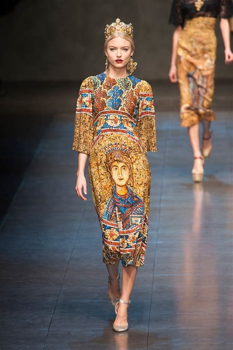fall fashion 2013 for dolce gabbana fall 2013 runway pictures livingly