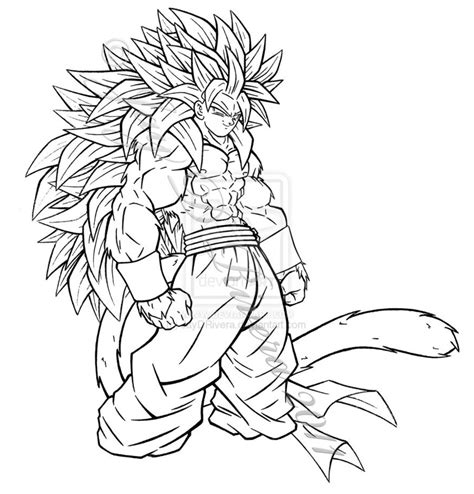 Goku Super Saiyan 5 Colorear Imagui Z Coloring Pages Goku Saiyan 5
