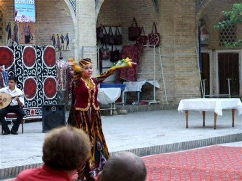 uzbek traditional music and dance in bukhara 3 uzbek dance in bukhara youtube