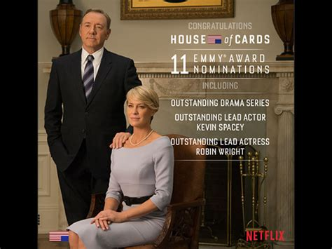 House Of Cards Awards 28 Images House Of Cards Genomineerd Voor Emmy Awards