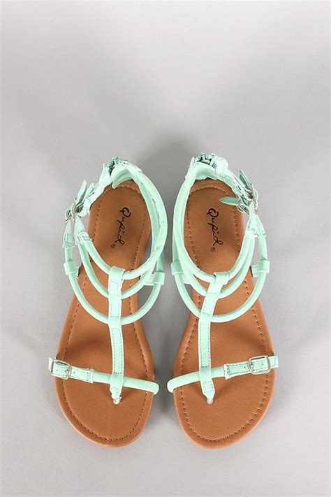 mint colored sandals gorgeous mint shoes fashion accessories and style