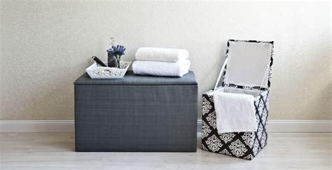 sgabello portabiancheria dalani portabiancheria da bagno accessorio elegante