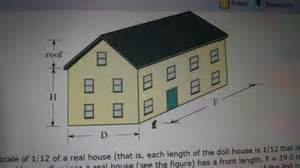 a doll house questions in the united states a doll house has the scale o chegg com