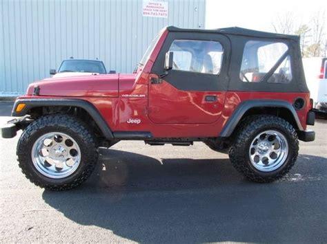 1999 Jeep Wrangler Se 1999 Jeep Wrangler Se