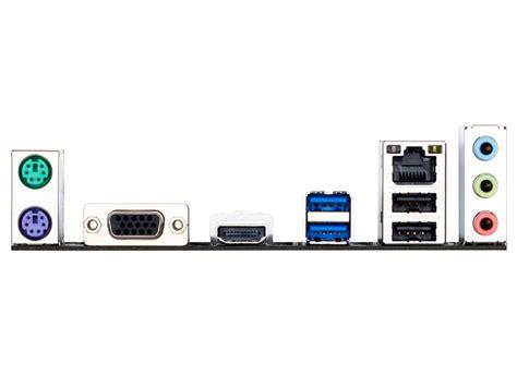 Gigabyte Ga H81m H Socket 1150 gigabyte ga h81m h socket 1150 computer shopping