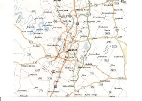 printable austin area map jbhouse business services