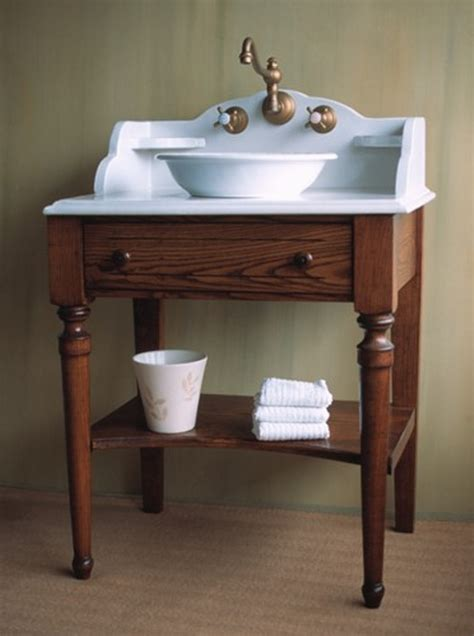 Rustic Style Bathroom Vanities How To Choose A Bathroom Vanity Abode