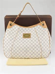 Tas Louis Vuitton Seri 5018 louis vuitton azur damier canvas galliera gm bag yoogi s closet