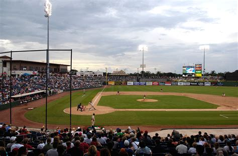 bright house field clearwater best ballparks in the minors baseballamerica com