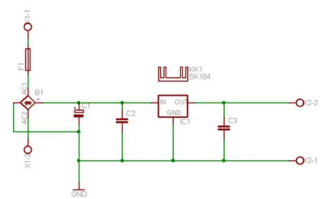 regulator smoothing capacitor capacitor in regulator circuit 28 images pic are additional smoothing capacitors required of
