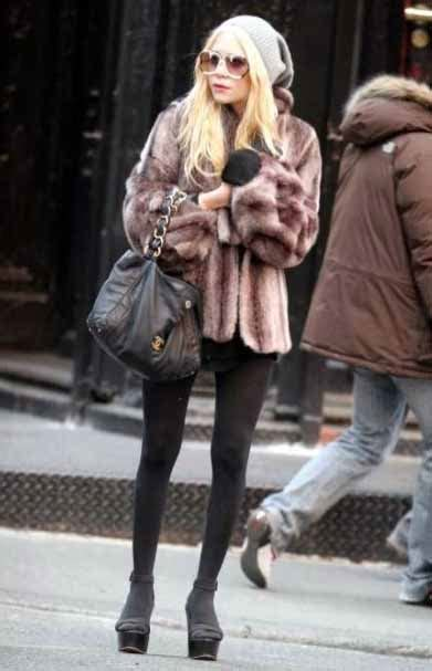 mary kate olsen street style style icon mary kate olsen the front row view
