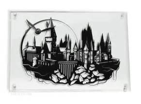 Hogwarts silhouette clipart clipartfox