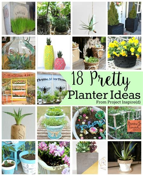 Pretty Planter Ideas by 18 Pretty Planter Ideas Yesterday On Tuesday
