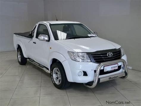 Toyota Vvti Used Toyota Hilux Vvti 2014 Hilux Vvti For Sale