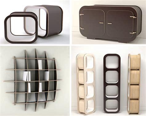 modern retro home storage furniture design decor