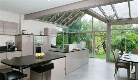 mod鑞e cuisine moderne cuisine moderne ouverte sur le jardin mod 232 le rive droite