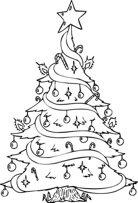 para pintar arbol de navidad 193 rboles de navidad para colorear 7 pasos con im 225 genes