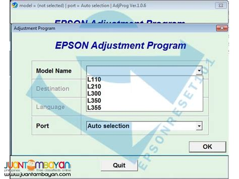 epson sx205 printer resetter adjustment program epson adjustment program resetter paete jonathan