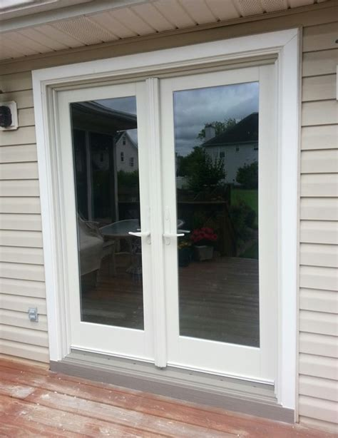 Hinged Patio Doors With Sidelights Andersen Doors Floors Doors Interior Design