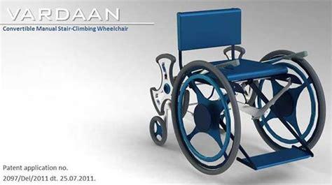 sedie a rotelle per scale vardaan la sedia a rotelle per salire e scendere una