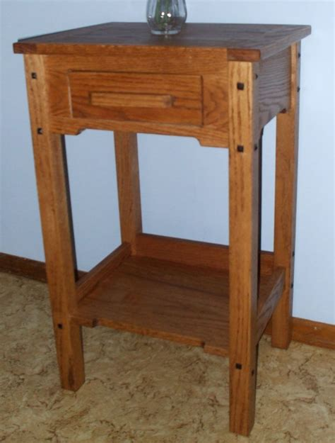 Wood Work Woodworking End Table Plans Pdf Plans