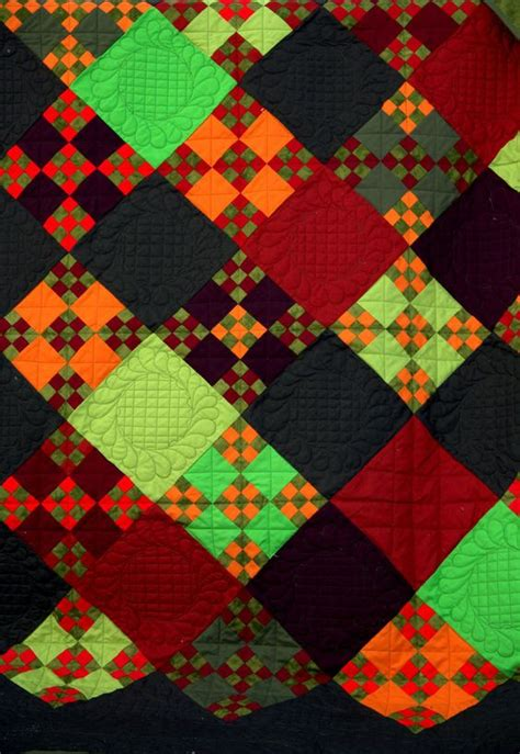 Amish Patchwork - amish patchwork and quilt on