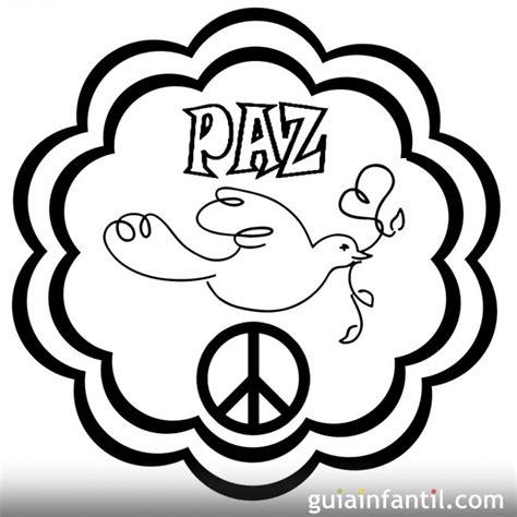imagenes de mandalas de la paz dibujo de mandala con paloma para la paz