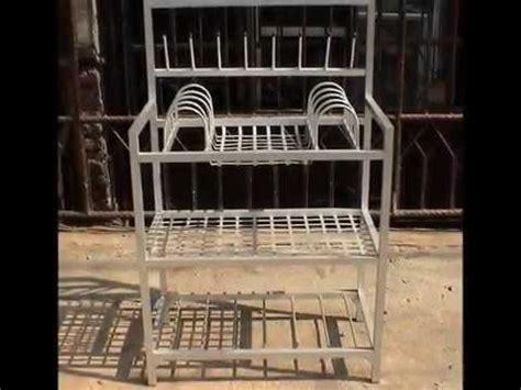 Lemari Piring Aluminium aneka aluminium btp
