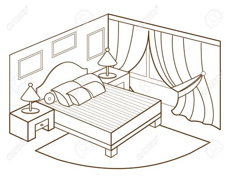 bedroom for coloring coloring picture of bedroom modern bedroom interior