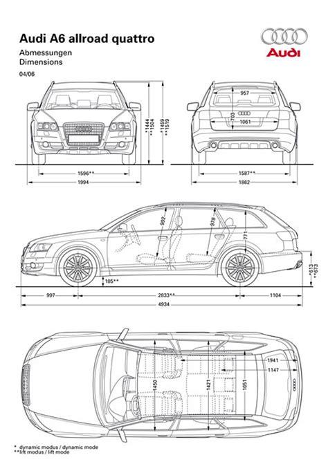 L Nge Audi A3 Sportback by Audi A6 Technische Daten Audi4ever A4e Detail Presse