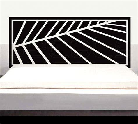 geometric pattern headboard 20 modern bedroom headboards