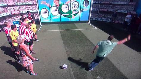 soccer am carpark challenge