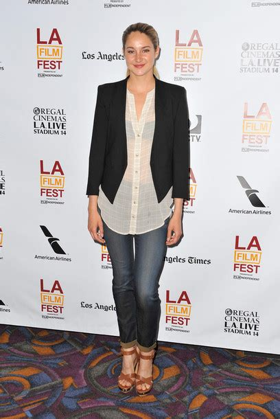 Woodley Blouse blouse top sheer shailene woodley wheretoget