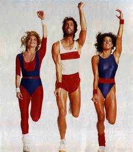 Halloween terror 47 bodybuilding fashion images from the 1980s